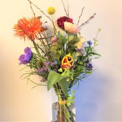 FlowerPower mit Vase